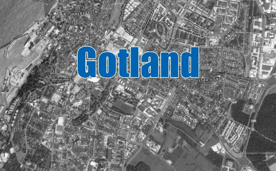 Blåljus Gotland.