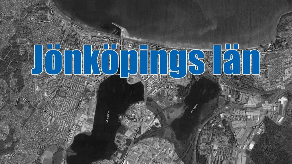 Blåljus Jönköpings län.