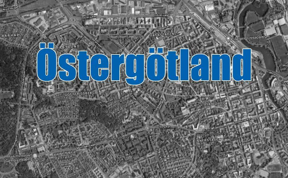 Blåljus Östergötland. Polis och SOS.