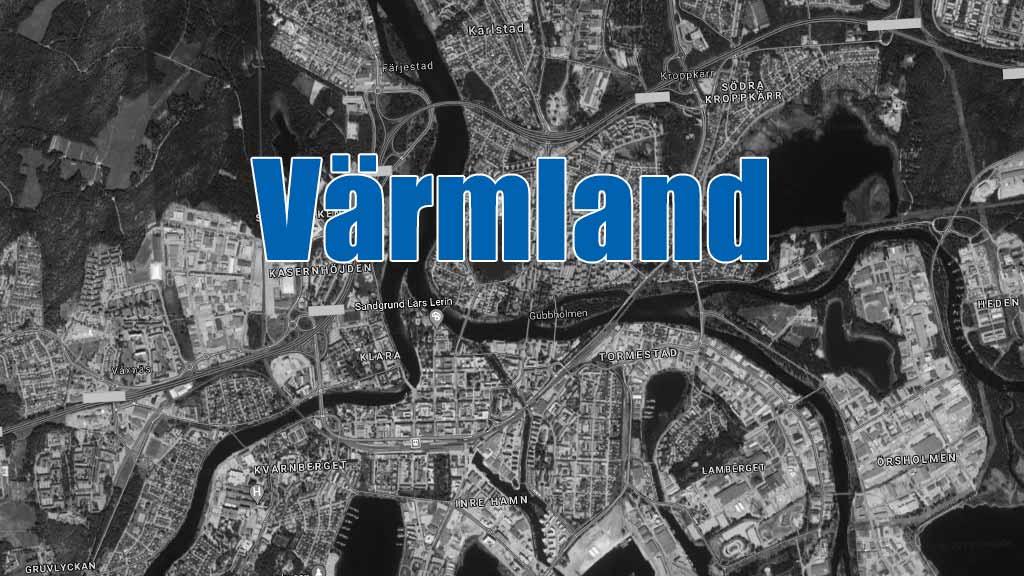 Blåljus Värmland. Polis och SOS.