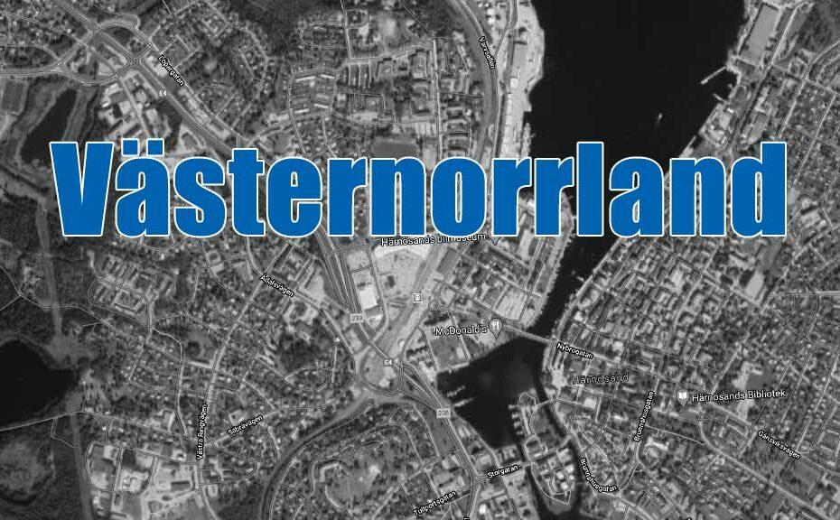 Blåljus Västernorrland.