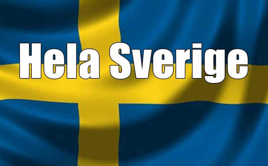 Sverige kris och beredskap