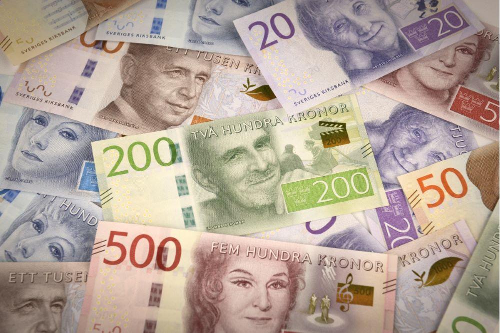 Varning för falska sedlar