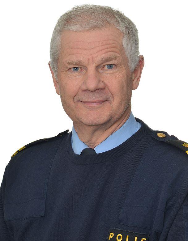 Morgan Norman, kommunpolis Lpo Medelpad