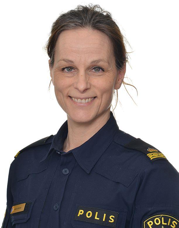 Annica Odelind, kommunpolis Lpo Medelpad