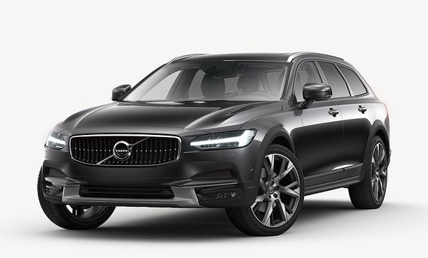 Volvo V90 Cross Country stulen från Skara