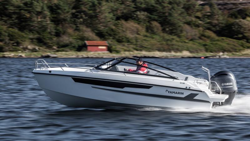 Yamarin 63 BR med 150 Hk Yamaha stulen ifrån Enångers Båtsällskap söder om Hudiksvall