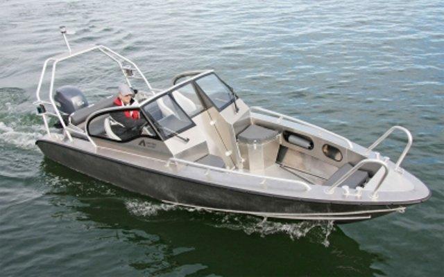Anytec 622 SP stulen från brygga vid Rangsta båtklubb Sorunda