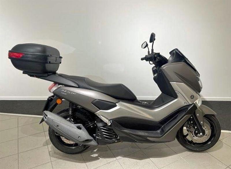 MC Scooter Yamaha NMAX 155 ABS stulen i Uppsala